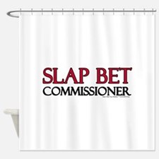 Slap Bet Shower Curtain