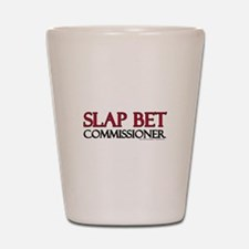 Slap Bet Shot Glass