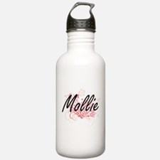 Mollie Artistic Name D Water Bottle