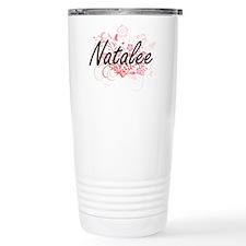 Natalee Artistic Name D Travel Mug