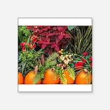 Garden in Fall no.1 Sticker
