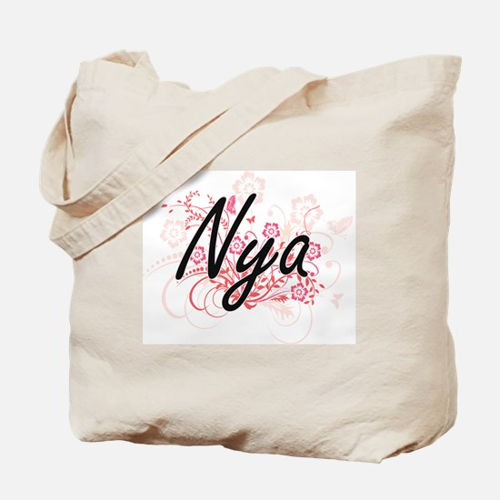 Cool Nya Tote Bag