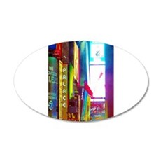 Times Square New York Wall Decal