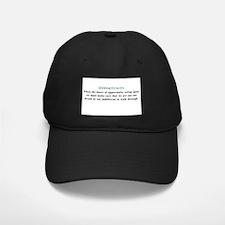 479227 Baseball Hat