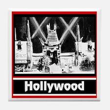 Hollywood! Tile Coaster