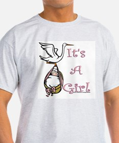 It's A Girl! T-Shirt