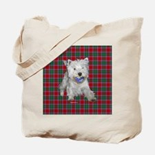 Westie World Tote Bag