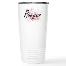 Raegan Artistic Name De Travel Mug