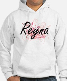 Reyna Artistic Name Design with Hoodie