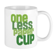 One Less Paper Cup Mugs