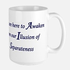 We Are Here to Awaken from our Illusion of Separat
