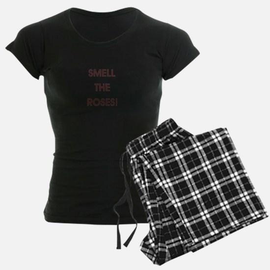 SMELL THE ROSES Pajamas