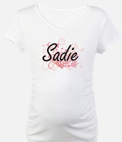 Sadie Artistic Name Design with Shirt
