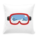 Ski Woven Pillows