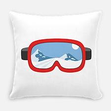 Ski Mask Everyday Pillow