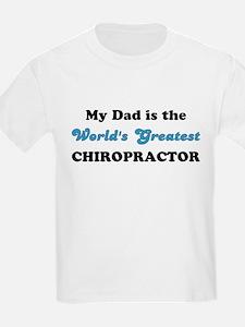 Dad World's Greatest Chiro T-Shirt