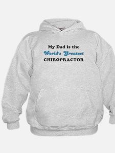Dad World's Greatest Chiro Hoody