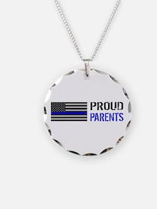 Police: Proud Parents Necklace