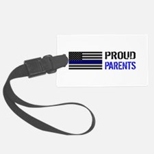 Police: Proud Parents Luggage Tag