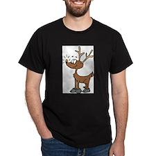 Cute Lesbian christmas T-Shirt