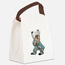 Unique Dog lovers Canvas Lunch Bag