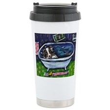Unique Bath tub Travel Mug
