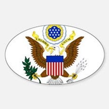 United States Great Seal Emblem Coat of Ar Decal