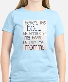 Cute Mommys boy T-Shirt