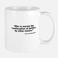 Clausewitz: Other Means Mug