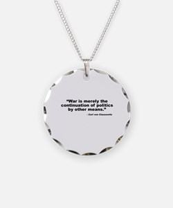 Clausewitz: Other Means Necklace