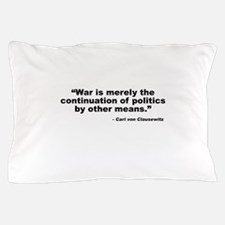 Clausewitz: Other Means Pillow Case