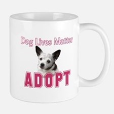 Dog Lives Matter Mugs