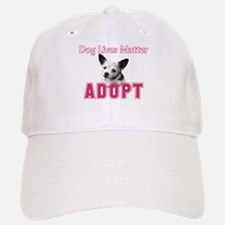 Dog Lives Matter Baseball Baseball Baseball Cap