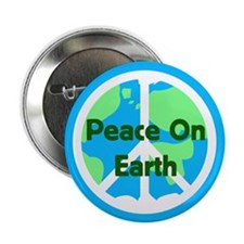 "Peace 2.25"" Button (10 pack)"
