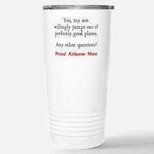 Cute Airborne Travel Mug