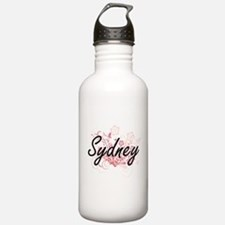 Sydney Artistic Name D Sports Water Bottle