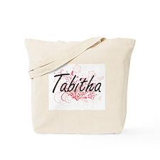 Cute Tabitha Tote Bag