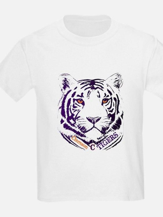 Clemson Tigers custom logo T-Shirt