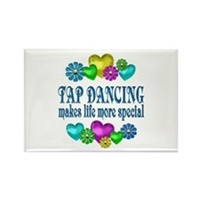 Tap Dancing More Specia Rectangle Magnet (10 pack)