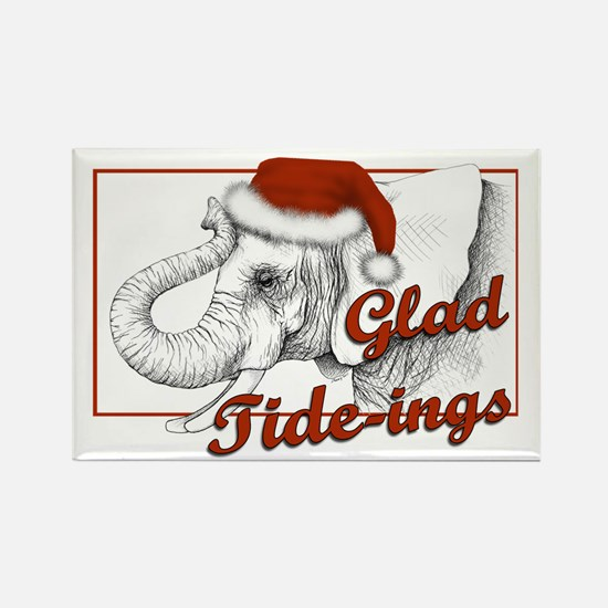 glad tidings Magnets