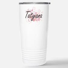 Tatyana Artistic Name D Travel Mug