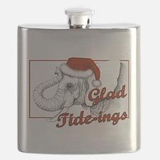 glad tidings Flask
