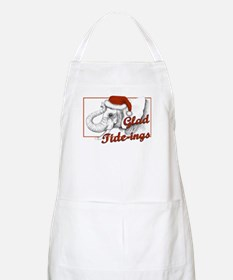 glad tidings Apron