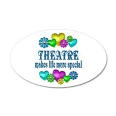 Theatre More Special Wall Decal