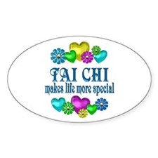 Tai Chi More Special Decal