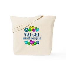 Tai Chi More Special Tote Bag