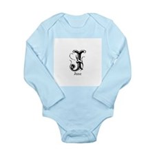 Funny Jane Long Sleeve Infant Bodysuit