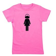 Cute Emcees Girl's Tee