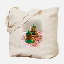Hans and Yodel Tote Bag