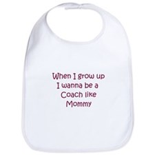 I Wanna Be A Coach Bib